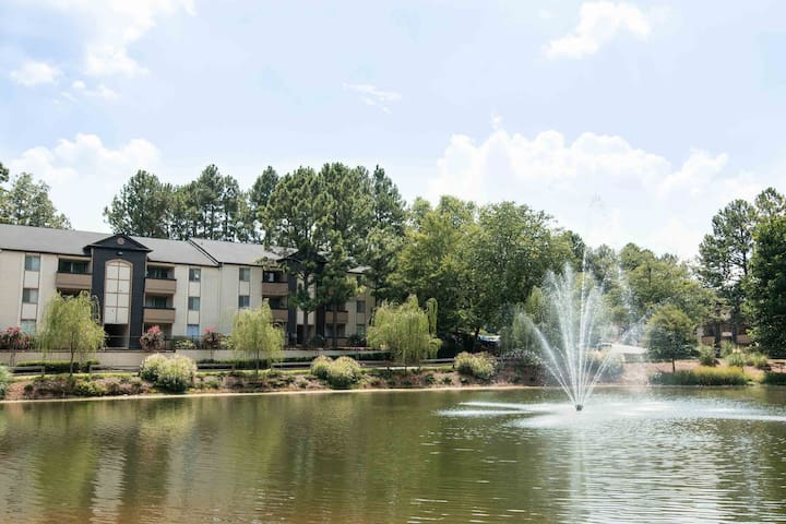 Complete Apartment All to Yourself! - Marietta - Daire