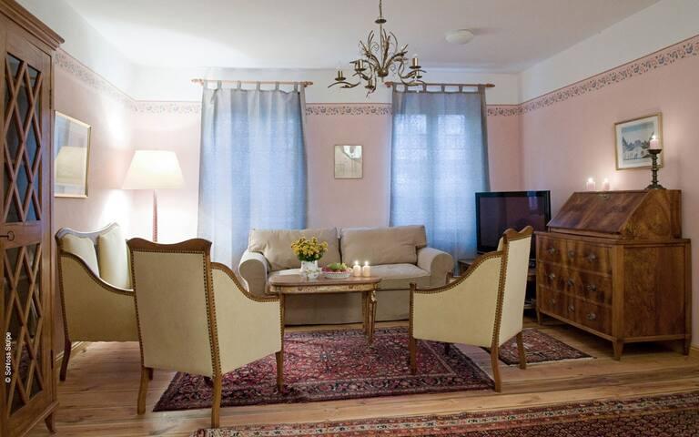 Schloss Stülpe - Apartment Michael Hofmann - Nuthe-Urstromtal - Квартира
