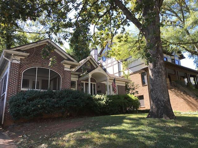 Charming Virginia Highlands Bungalow - Atlanta - Maison