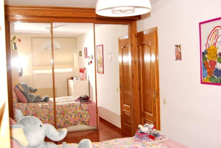 AMPLIA VIVIENDA CON COMUNICACIONES - Móstoles - Apartament