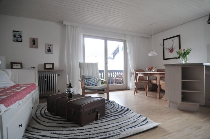 Holidays at lake Chiemsee, ideal for family - Bernau am Chiemsee - Leilighet