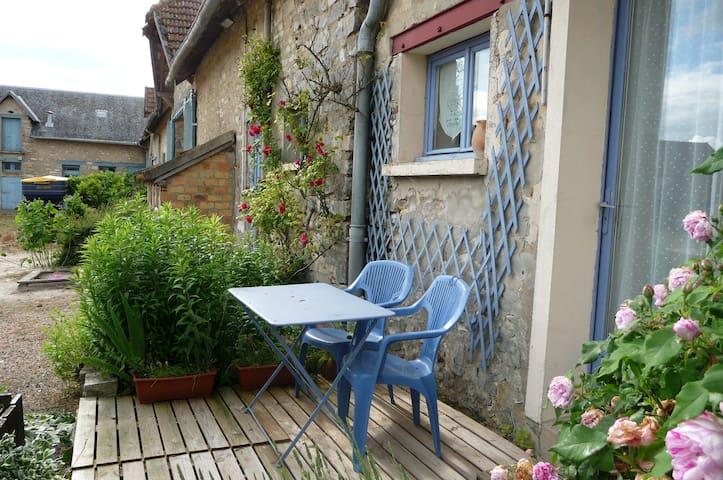 Gîte de la ferme de Coignampuits - Courdimanche-sur-Essonne - Hus