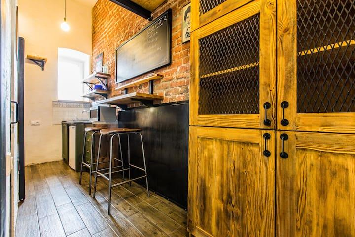 Tiny Apartment Better Than Hostel - Tbilisi