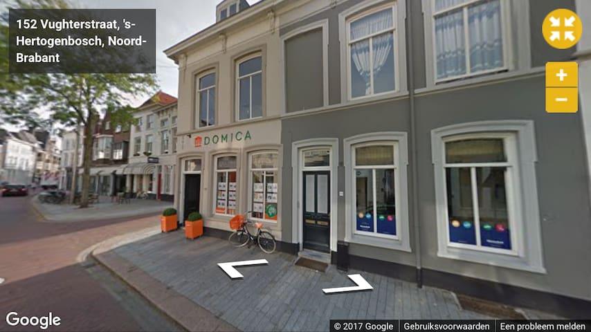 Alle luxe in hartje centrum 's-Hertogenbosch - 's-Hertogenbosch - Departamento
