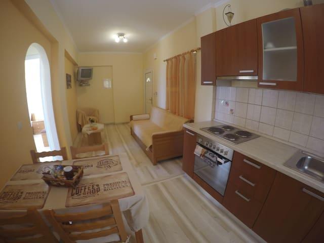 Barbati, cosy sea view apartment - Корфу - Квартира