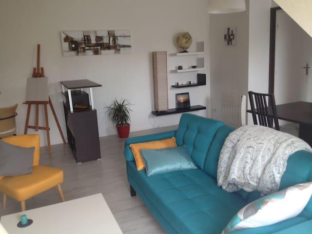 Charmant appartement, proche de Rennes - Betton