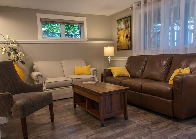 Inviting Self-contained Apartment! - St. John's - Daire