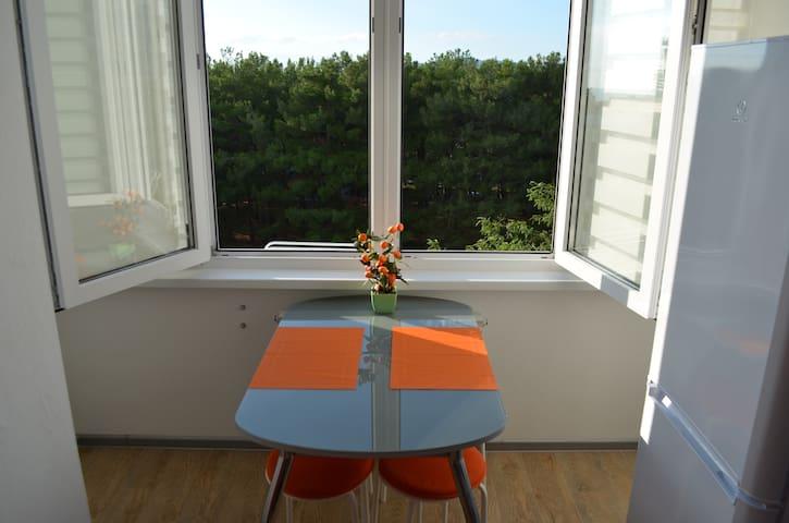 "Sea view apartment "" Mandarinka"" - Gelendzhik - Lägenhet"