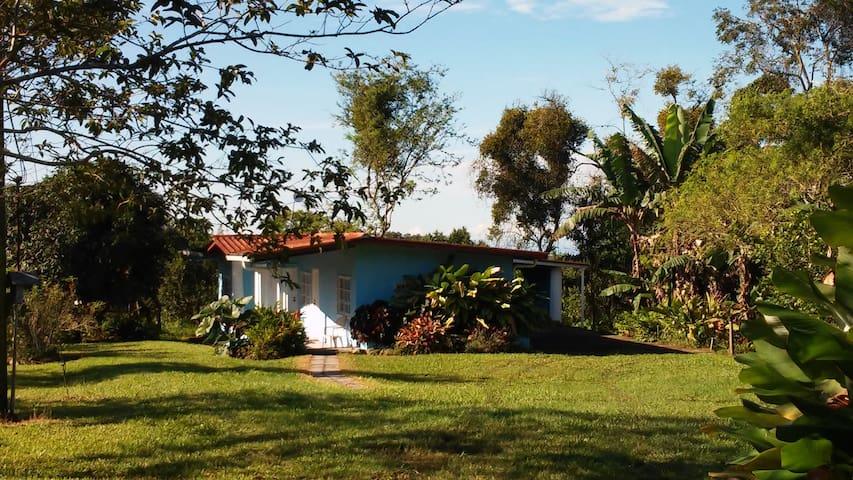 POTRERILLOS ARRIBA CASITA (Farm Stay) - Potrerillos Arriba - Haus