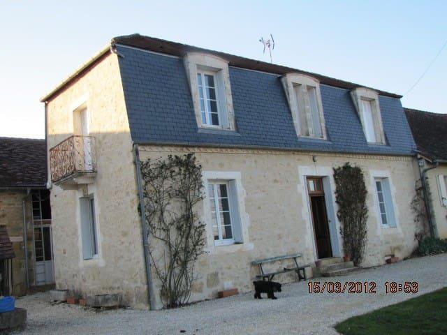 Maison vacances confort piscine 4p - Excideuil - Ev