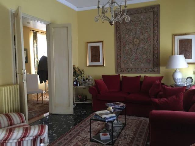 Appartamento elegante e luminoso - Caltanissetta - Leilighet