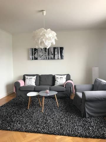 Lugnt boende med närhet till allt - Västerås - Departamento