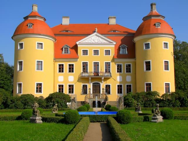 Ferienwohnung Schloßblick - Milkel / Radibor - Hus