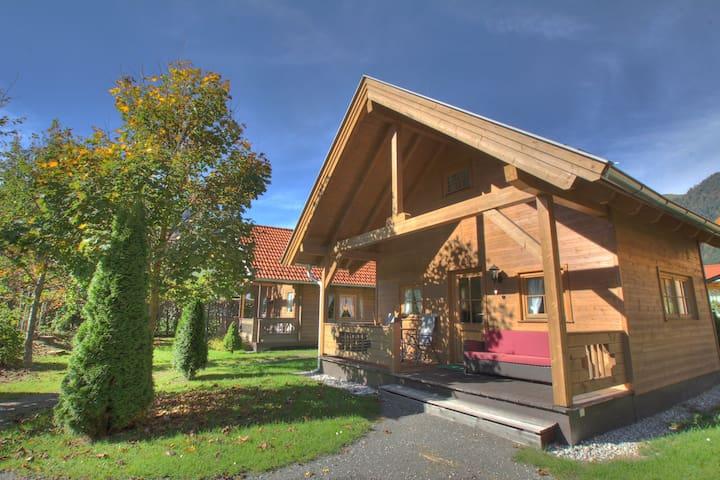 Mountain Inn Chalets Walchsee - Walchsee - Hus