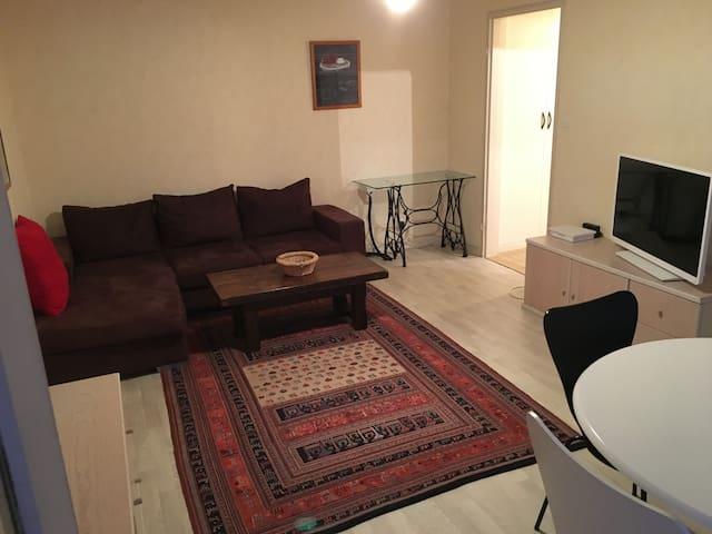 Appartement 55m2 au calme très bien situé - Mâcon - Leilighet