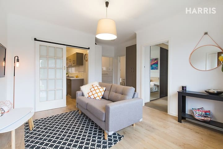 Trendy Goodwood Road Apartment - Adelaide - Leilighet