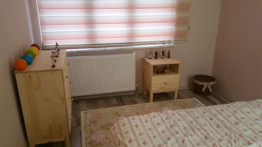 Comfortable and stylish double room - Konya - Apartament