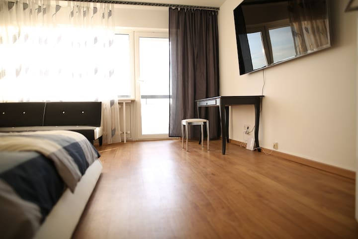 5 Star modern suit with parking - Frankfurt am Main