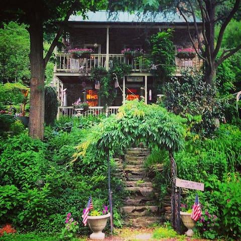 Butterfly Hill - Pequea - Casa