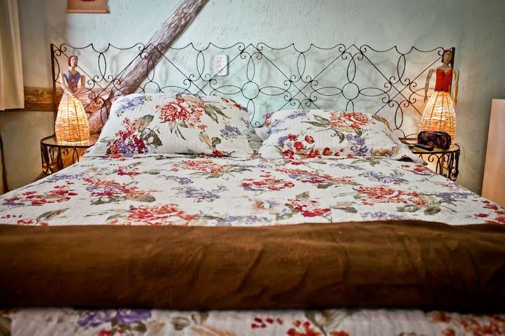 Suíte Standard 1 Matinha serra do cipó MG - Cardeal Mota(Serra do Cipó) - Bed & Breakfast