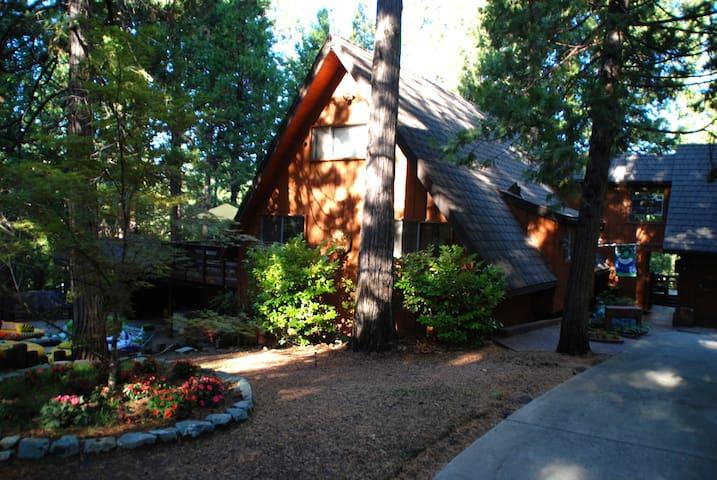 Ainokea Mountain Retreat-Hot Tub & Campfire Pit - Arnold - Talo