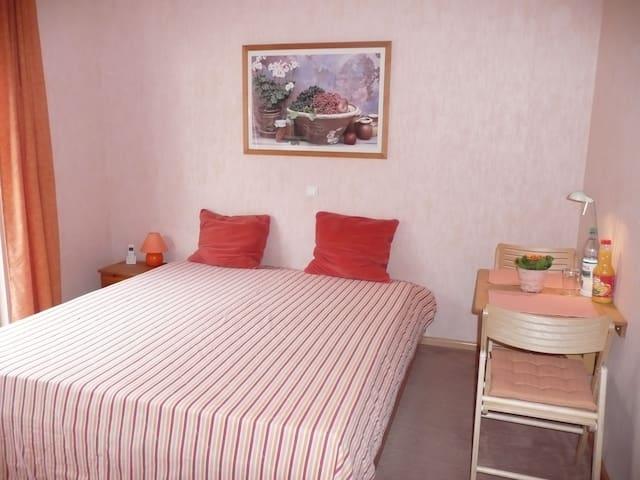 Privatzimmer in ruhiger Umgebung - Schwelm - Apartamento