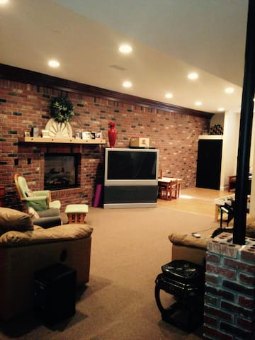 Separate Apartment in private high end home. - Pittsburgh - Leilighet