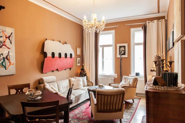 gemütliche Wohnung in LeipzigSüdOst - Leipzig - Leilighet