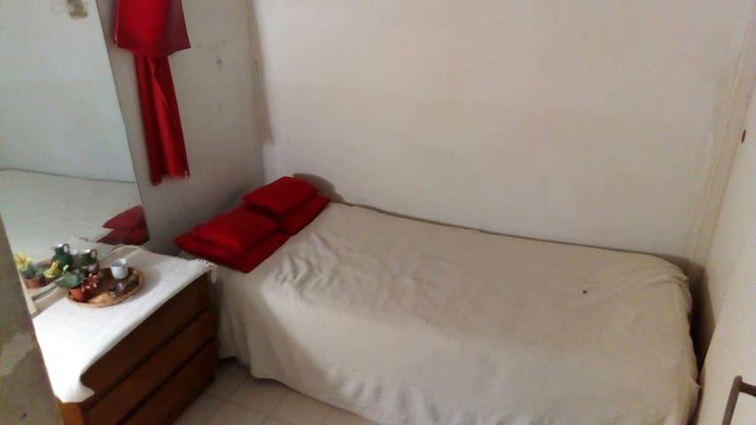 Pequeña habitación con baño privado - Buenos Aires - Appartement en résidence