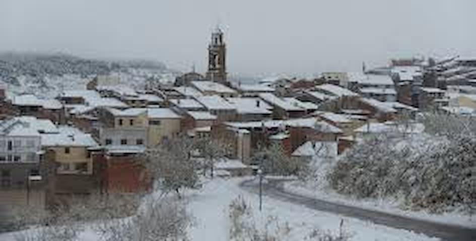 PRECIOSA CASA EN VILANOVA DE LA SAL (Lleida) - Vilanova de la Sal - 一軒家