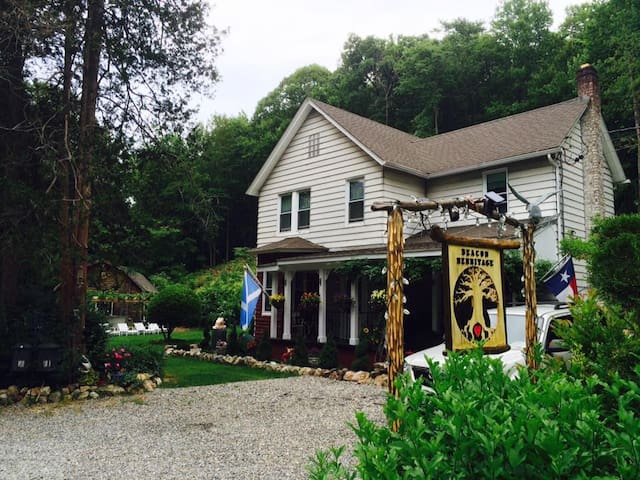 Beacon Hermitage welcomes you. - Beacon - Bed & Breakfast