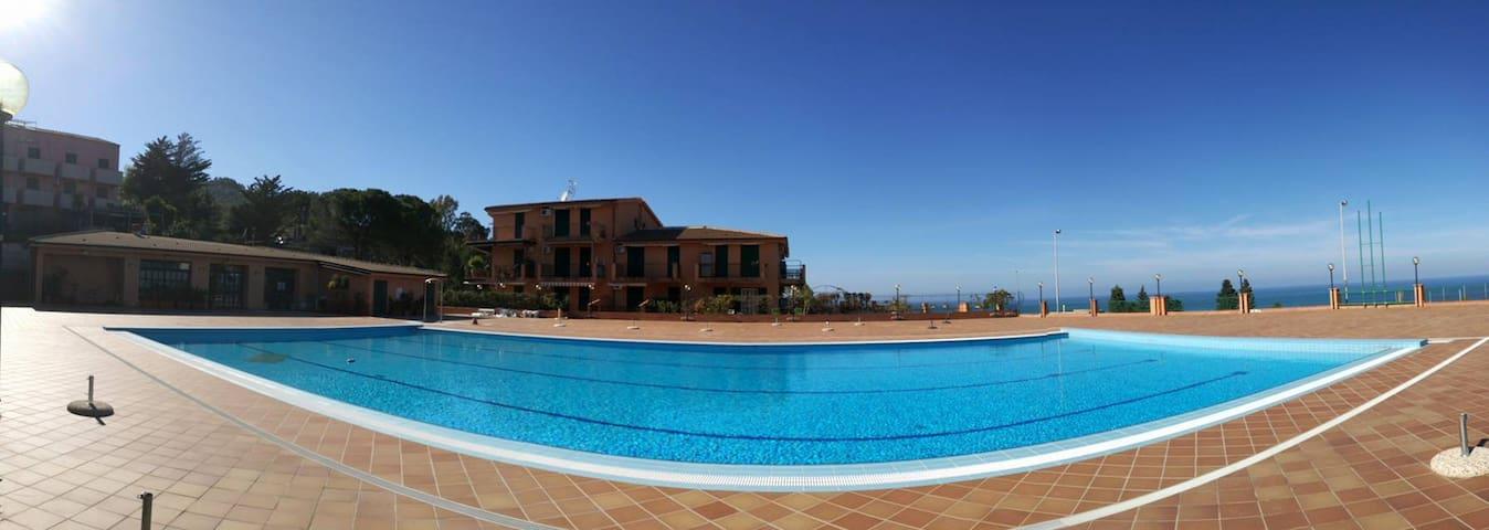 Casa Esmeralda - Pollina - 公寓