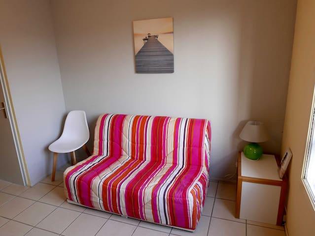 Studio refait à neuf idéal Curistes Plein Soleil - Lamalou-les-Bains - Apartemen