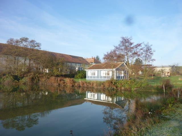 la petite maison au bord de l'eau - Altkirch - Ev