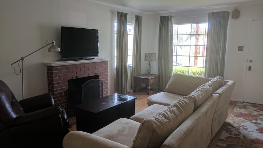 Cozy and welcoming two bed room house - Palo Alto