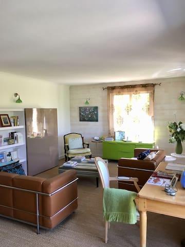 Jolie maison dans le beaujolais - Le Bois-d'Oingt - Hus