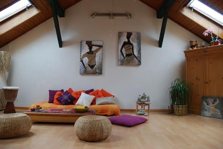 Studio mit Charme - Fribourg - Daire