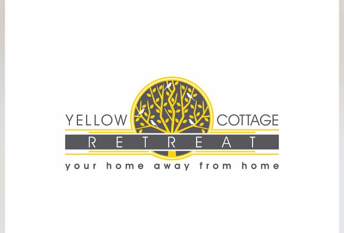 Gated Yellow Cottage Retreat on private 4 acres - Rome - Dom