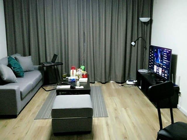 北辰北欧风格格调2居室公寓 - Tianjin