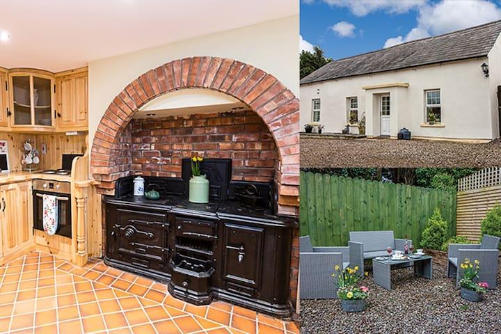 Belfast Cottage -  A Traditional Ulster Cottage - Belfast - Casa