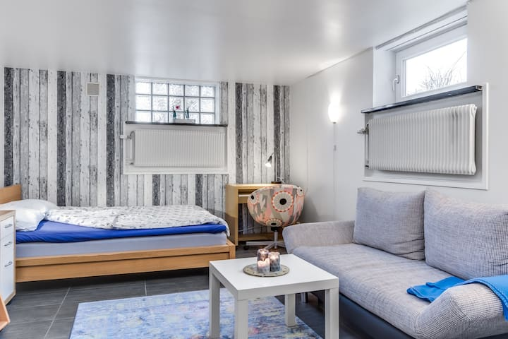 Clean and nice apartment - Malmö - Huis