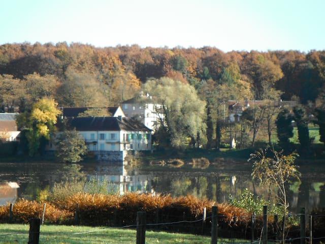 Maison de L`Etang - Saint-Bonnet-Tronçais