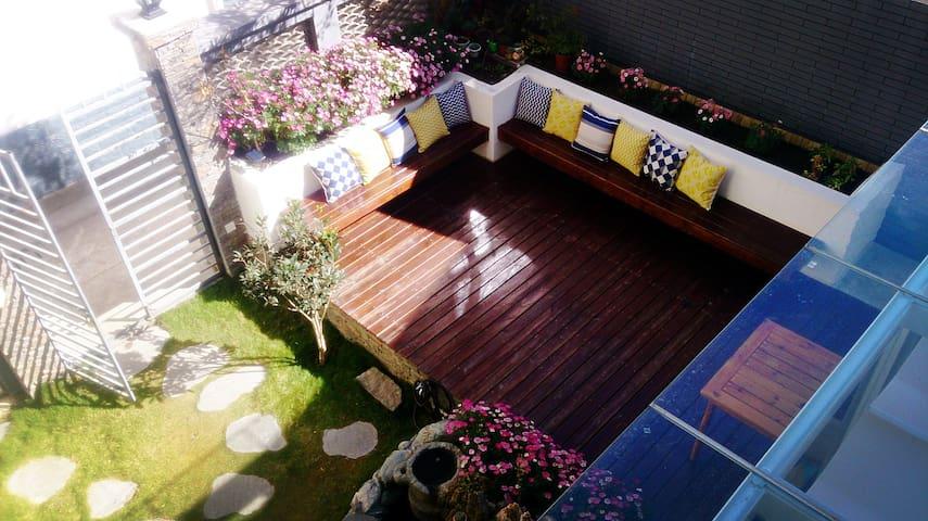 Cozy double bed room/Always Sunshine Villa of Dali - Dali