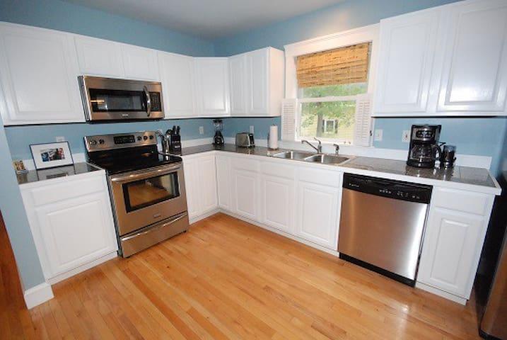 Gorgeous 2 Bedroom Intown Freeport - Freeport - Wohnung