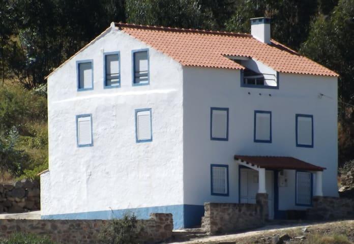 River House in Barca da Amieira - Mação - Maison
