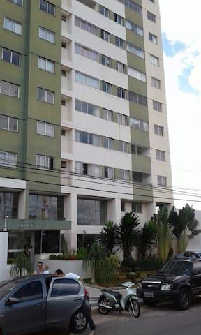 Apto 2 quartos em ótima localização - Goiânia  - Квартира