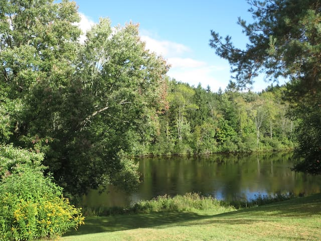 Scenic Hideaway on the Grasse River - Canton