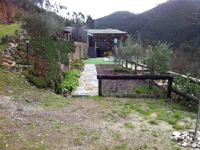 Passadiço Art and River House, PARADINHA - Arouca - Rumah liburan