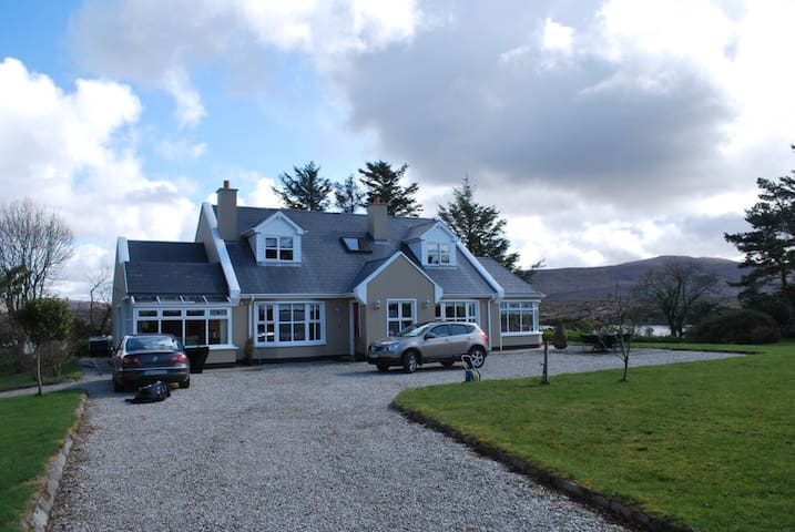 Luxurious home on the Wild Atlantic Way - Annagary  - Huis