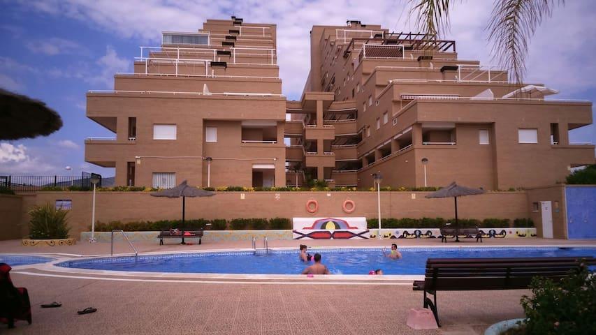 Bonito apartamento con vistas al mar - Orpesa - Apartmen